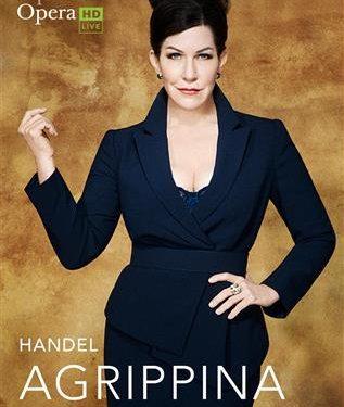 Opera | Agrippina (Handel) -LIVE - from Met Opera ~ Dundalk Omniplex