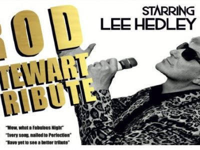 Tribute Band | Lee Hedley - Rod Stewart Tribute ~ Imperial Hotel