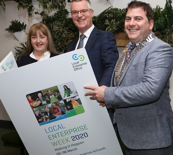 Local Enterprise Week 2020 ~ Louth