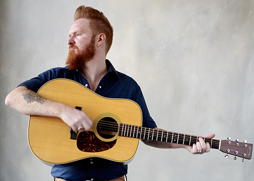 Music | Danny Burns ~ Thursday 16 April