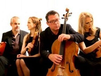 Festival | LMCS The Esposito Quartet perform The Gathering ~ St Nicholas Church of Ireland