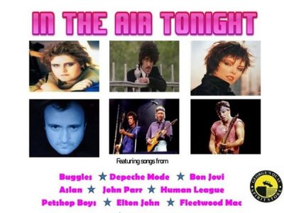Music | Cuchulainn Singers Presents The 80's ~ Thursday 26 March The Spirit Store Dundalk