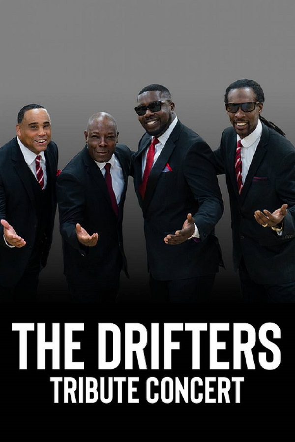 Music | Richie Sampson's Magic Of The Drifters ~ Carrickdale Hotel & Spa Dundalk