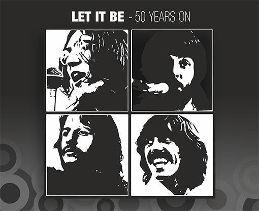 "Tribute Band | The Classic Beatles ""Let It Be - 50 Years On""~ Saturday 16 May"
