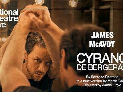 Theatre | Cyrano De Bergerac ~Dundalk Omniplex Thursday 20 February Dundalk Omniplex