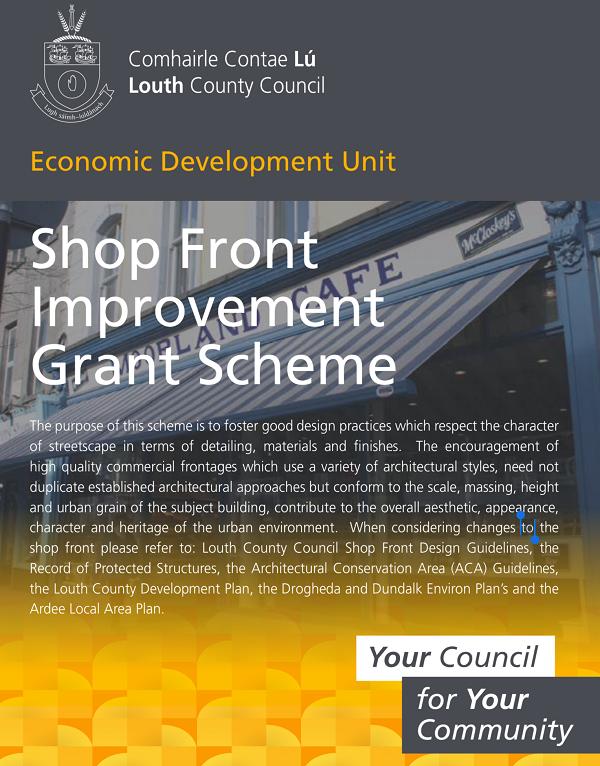 Dundalk Shopfront Scheme
